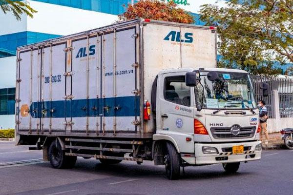 Bảng giá cước vận chuyển xe tải thường ALS